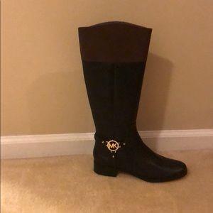 Women's Michael Kors Fulton Harness Boot